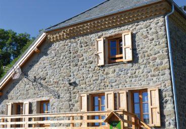 Gîte du Founsou Elevage et Vente Agneau Ferme pédagogique Gaec du Caire Chaillolet St Michel de Chaillol Champsaur Valgaudemar Hautes Alpes